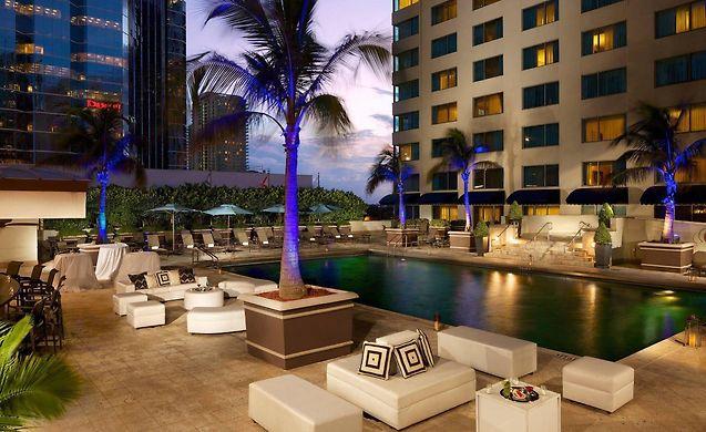 Jw Marriott Miami, FL